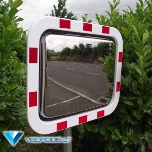 Lauko sferinis veidrodis 2
