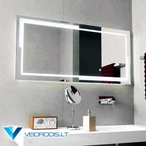 Šviečiantis veidrodis 42