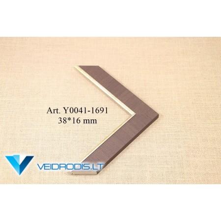 Rėmeliai Y0041 (1691.2591.AG.G63)